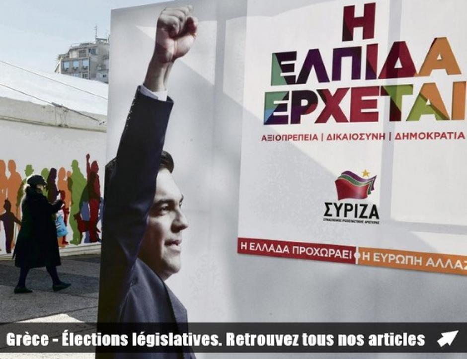 Syriza : chronique d'une victoire annoncée