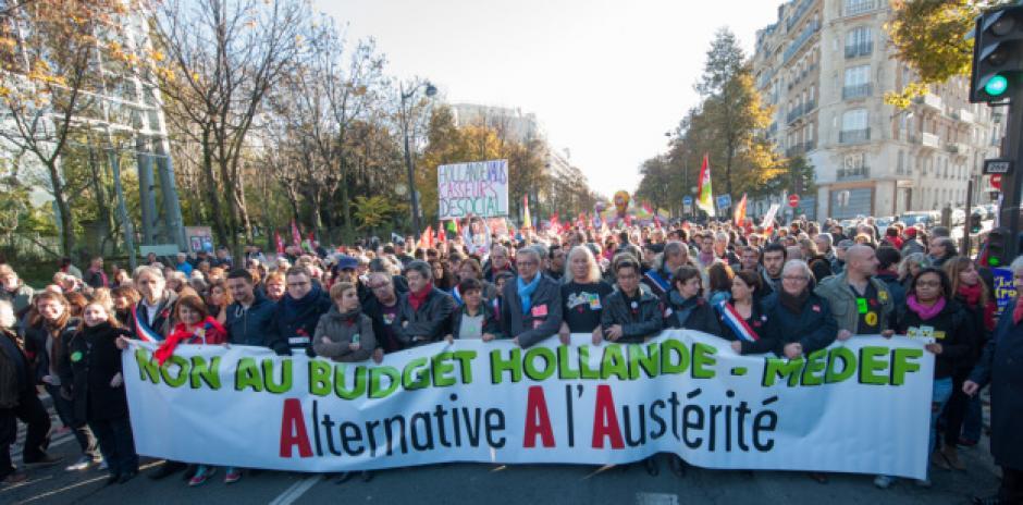3 A comme : Alternative A l'Austérité