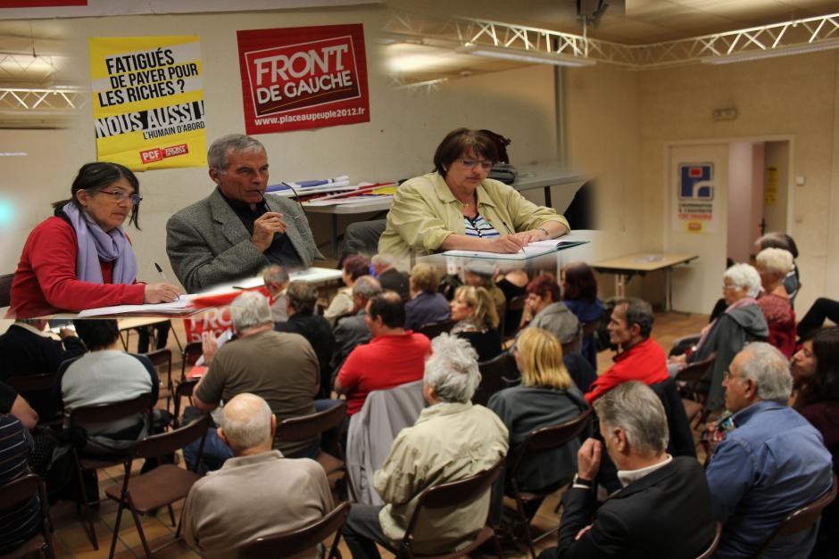 FDG La Garde - Le Pradet:  élections municipales 2014