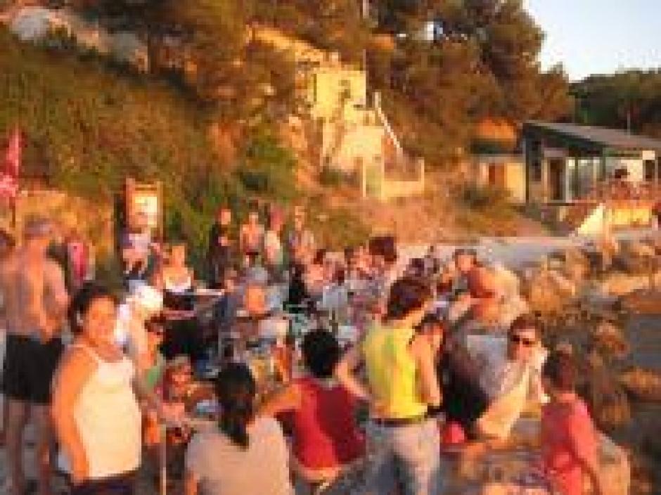 Pique Nique Juillet 2012 aux Oursinières