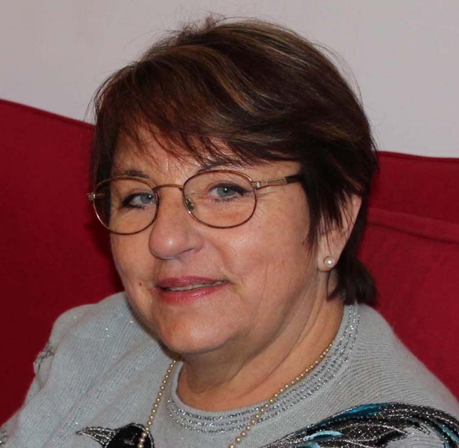 Monique Thomas Conseillère Municipale PCF/ FDG s'adresse à ses collègues de l'opposition