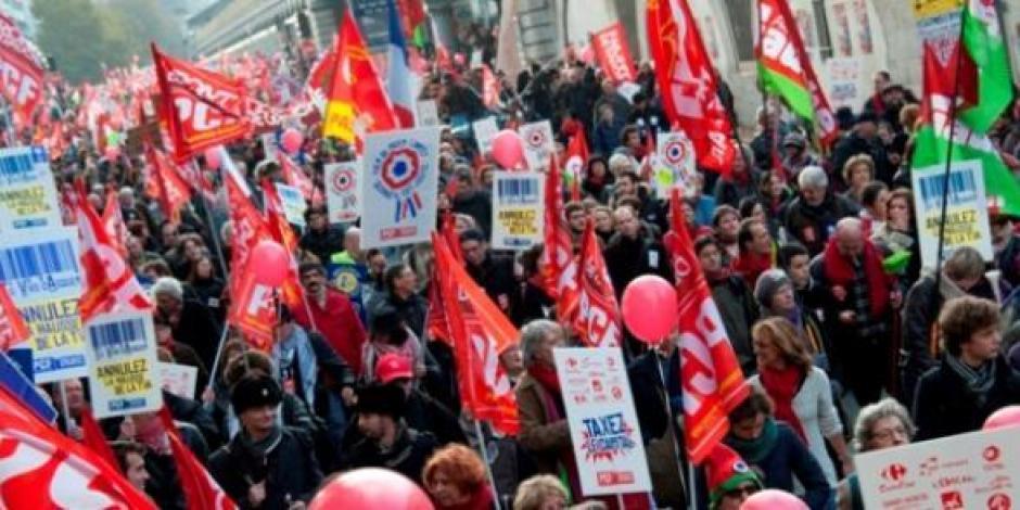 POUR UNE VERITABLE JUSTICE FISCALE  : Après Paris marchons  Le 7 décembre à TOULON 10h 30 - Parvis des droits de l'homme