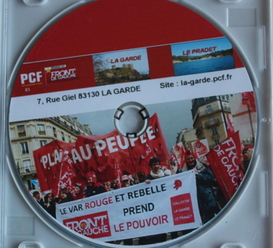 Le DVD de la souscription