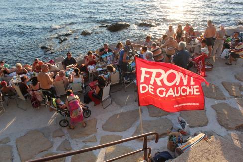 Les Oursinières: Pique-nique avec le FDG Mardi 2 juillet à partir de 17h